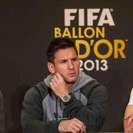 """En entrevista con la BBC, """"La Pulga"""" aseguró que la escuadra argentina ha crecido bajo el mando de Alejandro Sabella, así que está seguro de que pueden aspirar a algo grande en el torneo. Notimex"""