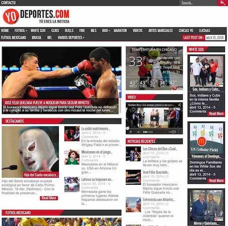 Noticias deportivas en Chicago