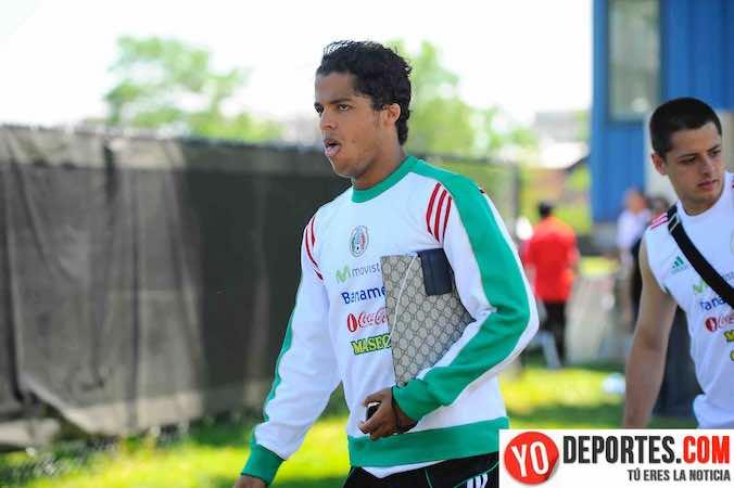 El mediocampista Giovani Dos Santos afirmó que se incorporó en un gran momento futbolístico a la selección mexicana, de cara a la Copa del Mundo Brasil 2014, luego de la temporada que tuvo con Villarreal en el futbol de España.