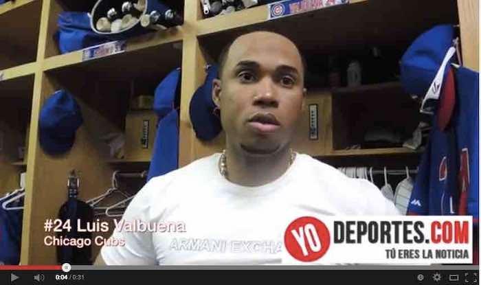 Luis Valbuena le pegó de 4-3 al japones Masahairo Tanaka en el triunfo de 6-1 a los Yankees de Nueva York.