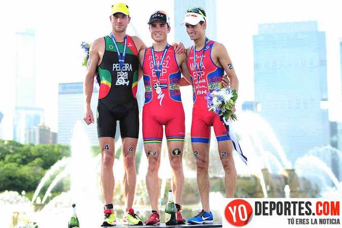 Chicago ITU World Triathlon Series