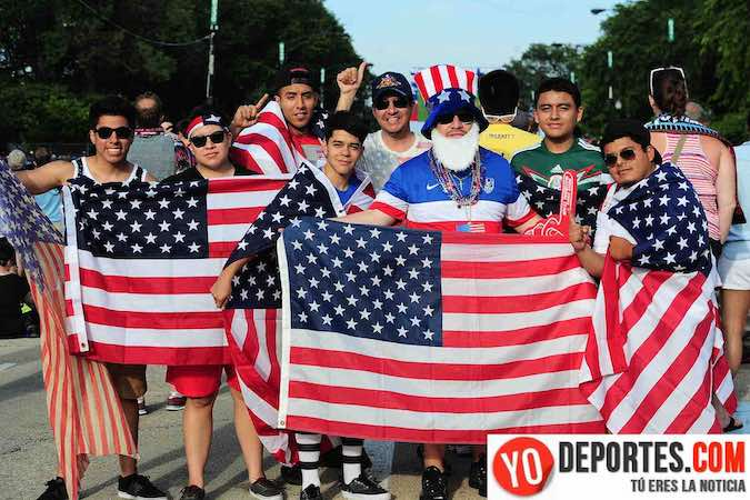 The U.S. Soccer vs. Portugal World Cup Chicago viewing party