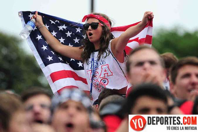 U.S. Soccer World Cup Viewing Party at the Petrillo Music Shell at Butler Field