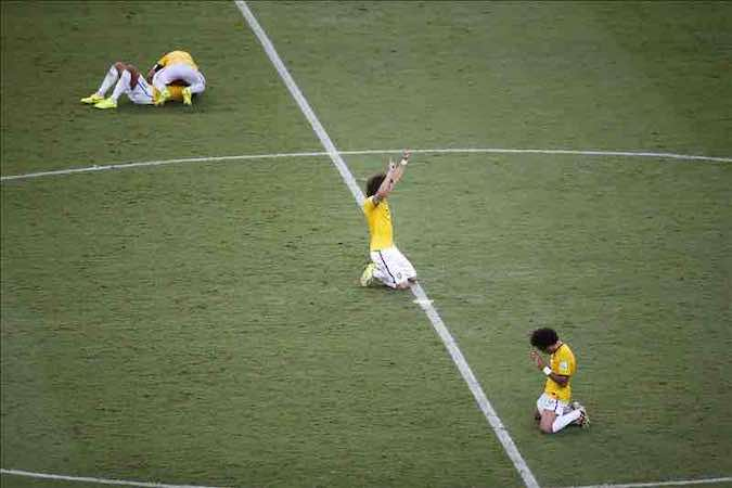 Brasil en semifinales: Ni 'jogo bonito' ni 'fútbol total', pero ahí están. EFE