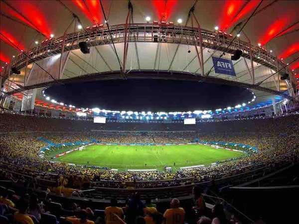 Estadio Maracaná. EFE