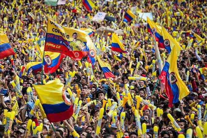 Costa Rica y Colombia refundaron sus historias. EFE