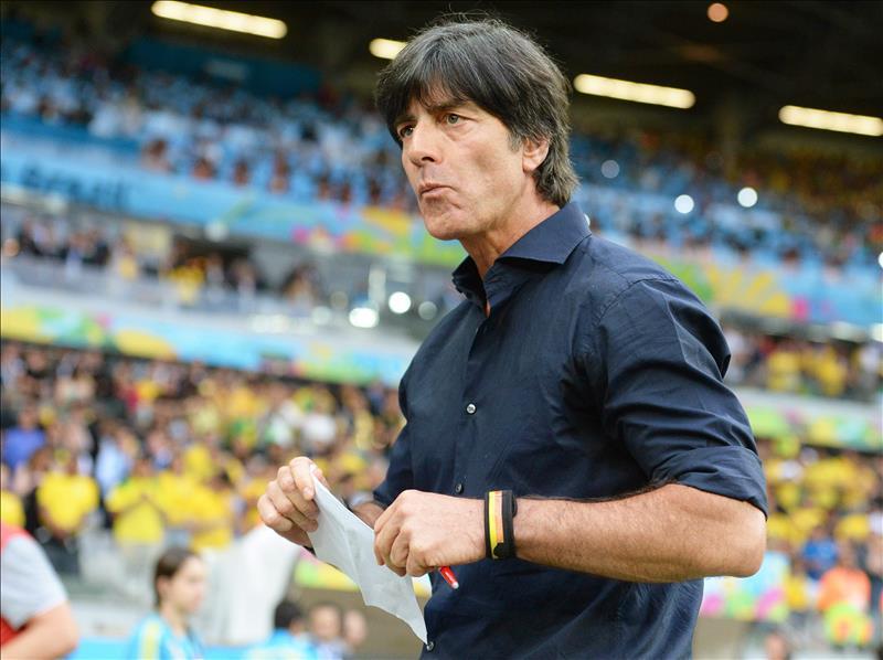 """Joachim Löw dice que """"nadie puede sentirse invencible"""".EFE"""
