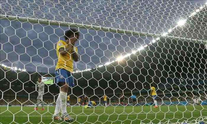 """Marcelo asegura que """"ha sido el peor día"""" de su carrera"""". EFE"""