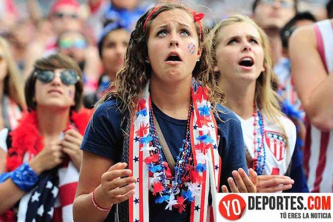 Chicago despidió a la selección de Estados Unidos desde el Soldier Field.