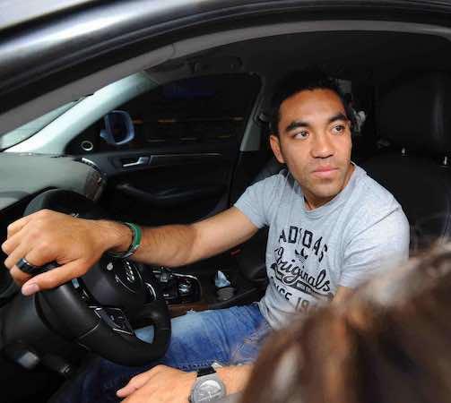 El volante de Cruz Azul, Marco Fabián, podría ver frustrado su sueño de emigrar al fútbol de Europa. Notimex