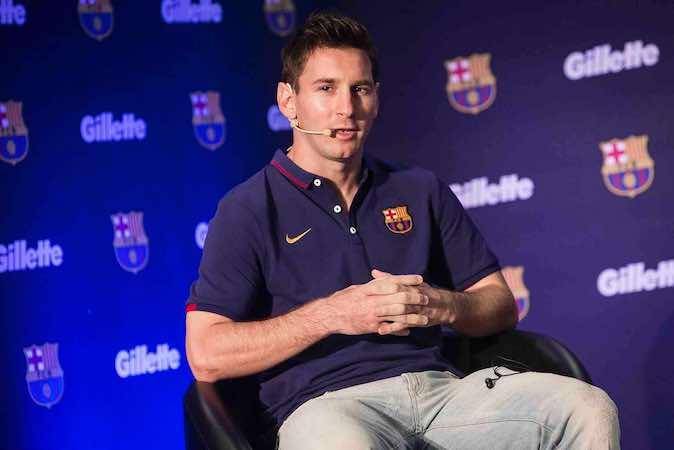 Lionel Messi diez años en Barcelona