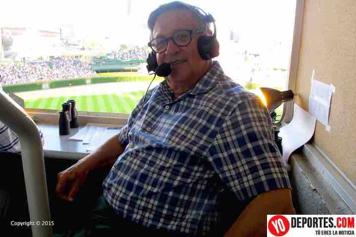 Jaime Jarrin Los Angeles Dodgers