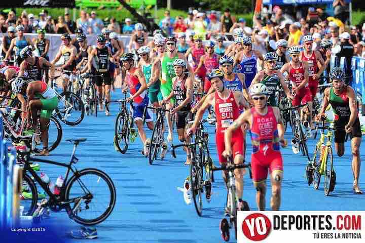 Transamerica Chicago Triathlon 2015