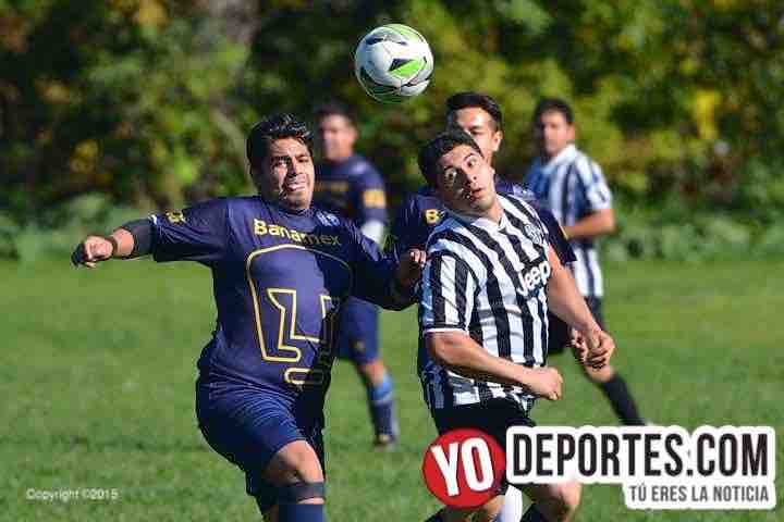 Deportivo Juve-Real Meson International Fuerza Latina Soccer League