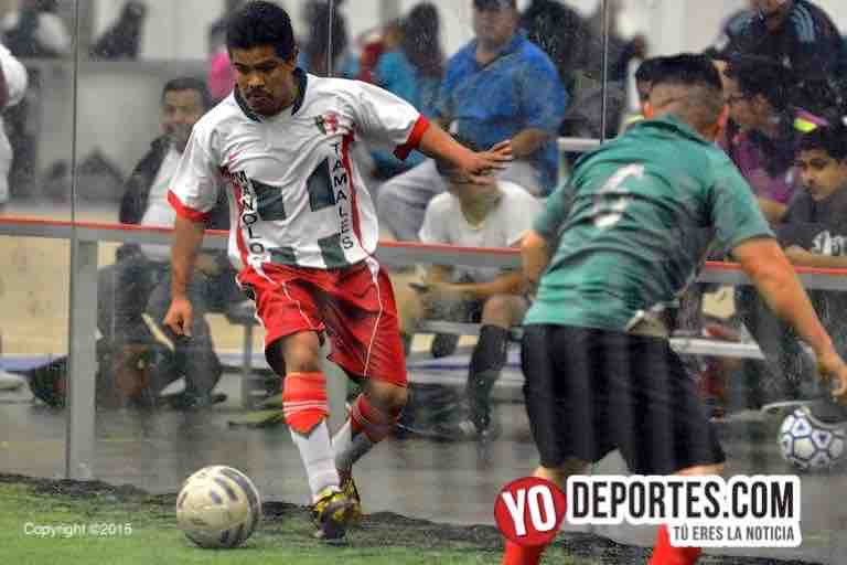 Tri vs Mexico Liga San Francisco semifinales