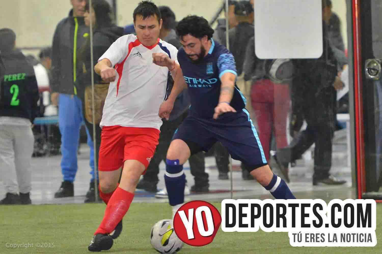 Deportivo 48 vs. Dolores Liga Latinoamericana