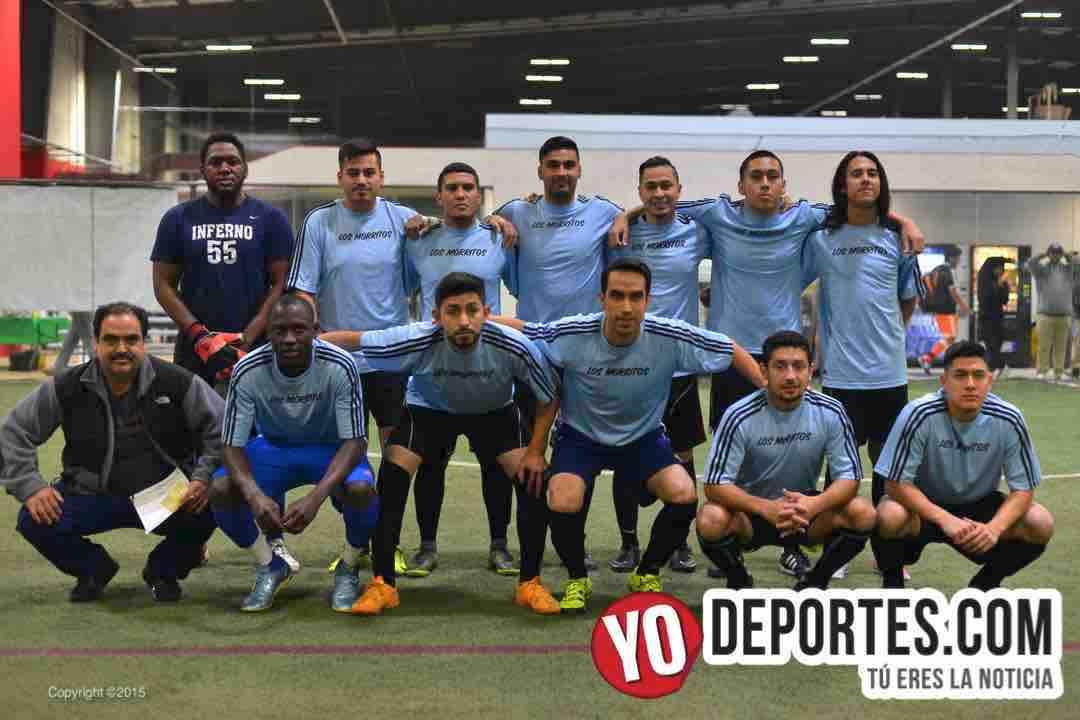 Los Morritos Champions Liga Latinoamericana