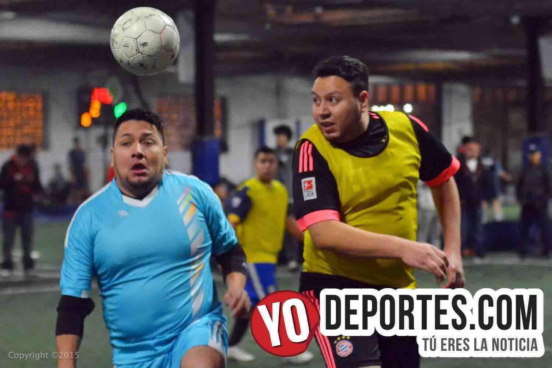 Salamanca MTZ deportivo fuerza latina soccer league