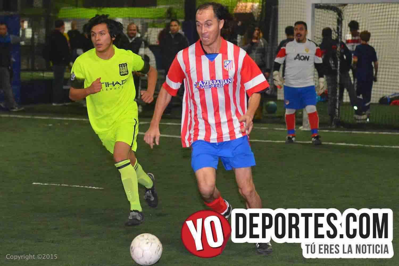 San Juan Cleveland-fuerza Latina Soccer League