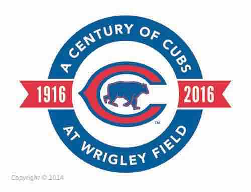 Chicago Cubs logo century