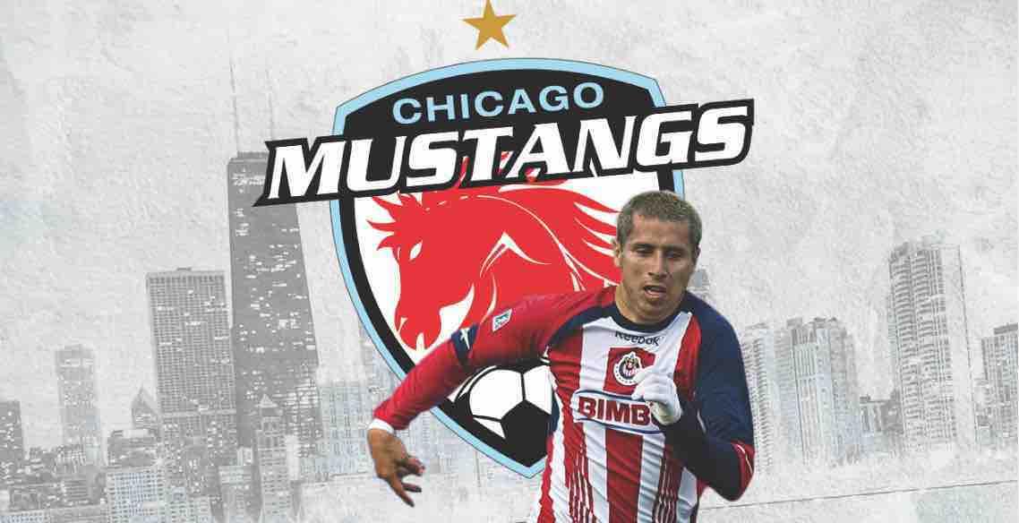 Bofo Bautista firma con Chicago Mustangs