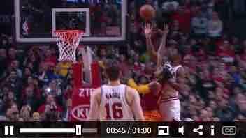 Jimmy Butler y Pau Gasol aniquilan a los Pacers de Indiana