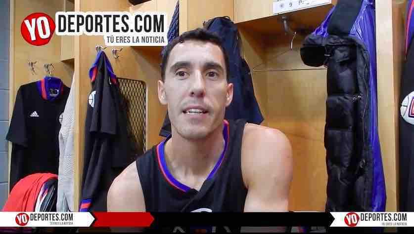 Pablo Prigioni Los Angeles Clippers