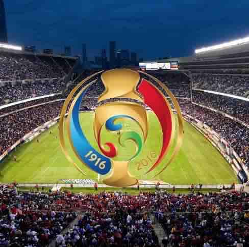 Soldier Field sede de la semifinal de la Copa América Centenario