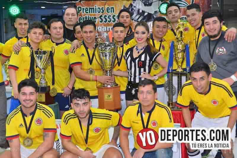 Colombia se lleva la copa de los miércoles en la Liga Latinoamericana