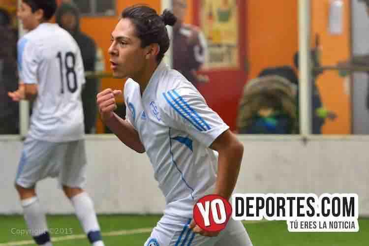 Baltazar Durán pone al Dynamic FC en la final