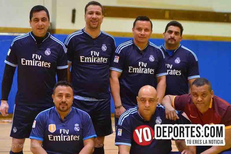 Árbitros FC equipo formado por puros árbitros.