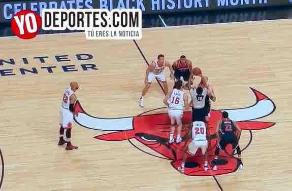 Bulls rompen el hechizo a los Wizards de Washington