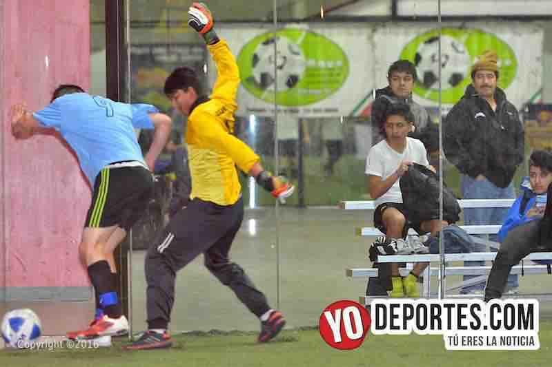 Define semifinales 5 de Mayo Soccer League