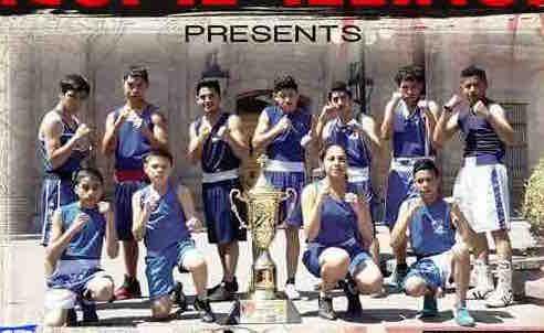 Nueve boxeadores potosinos buscan repetir la hazaña en Copa ACOPIL Illinois