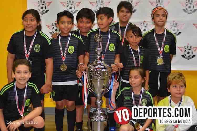 México campeón de Chicago Red Wings Soccer League