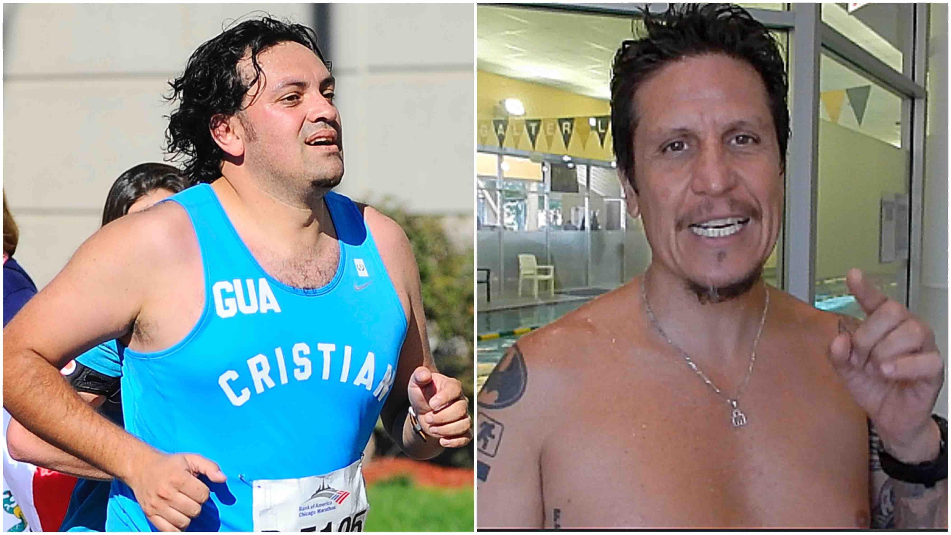 Chilaquiles al ganador entre José Varela y Cristian Calderón en Chicago Triatlón