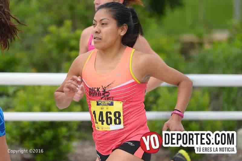 Columba Montes ante su mayor reto en el Maratón de Chicago