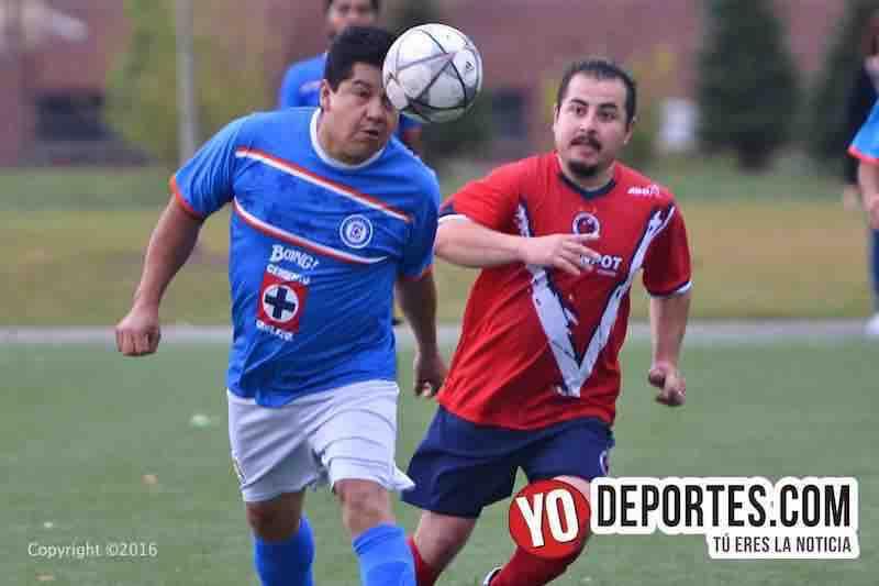 Cruz Azul se queda con el tercer lugar en la Liga Douglas