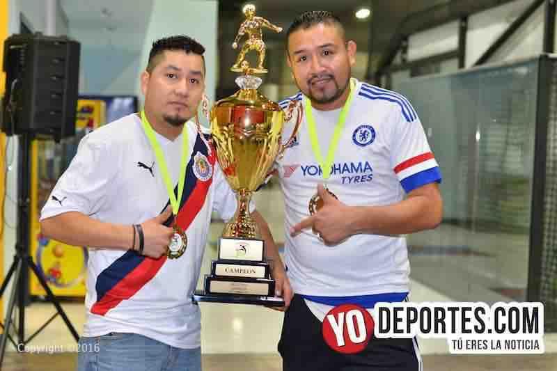 Chelsea campeón de los martes en la Liga Latinoamericana
