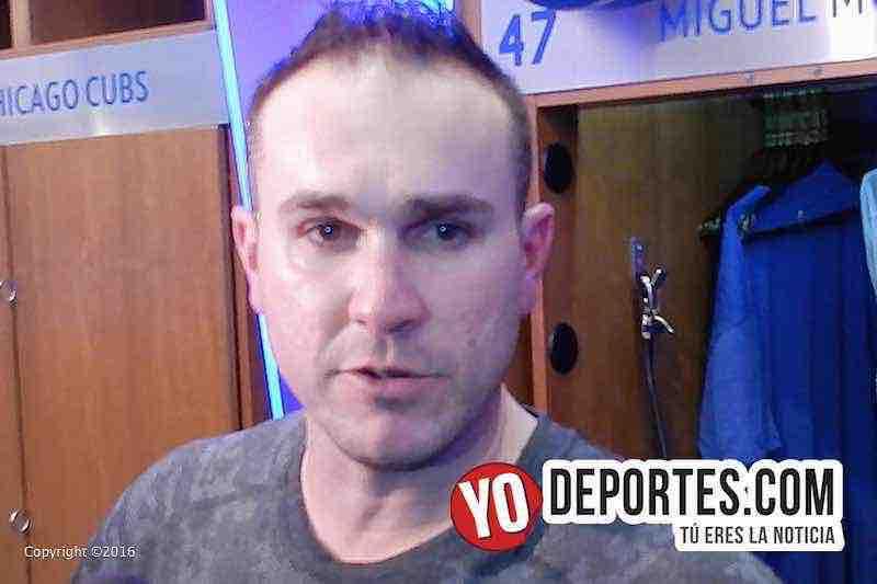 Miguel Montero sepultó las esperanzas de los Dodgers