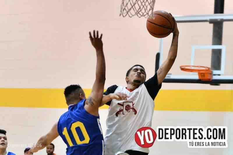 Young Guns campeones de la Liga Azteca de Basketball