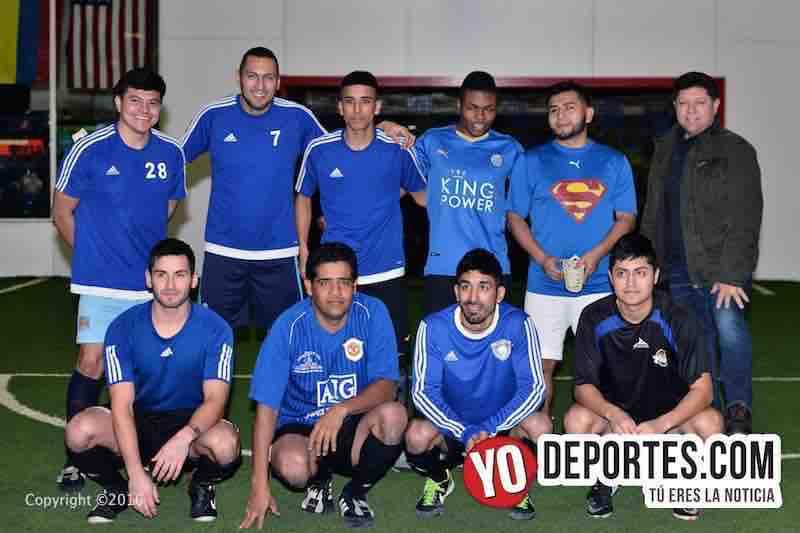 CD Vagos sin piedad contra St. Patrick en Mundi Soccer League