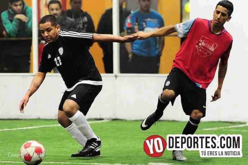 Deportivo DF receta tormenta de goles al CD Vagos en Mundi Soccer League