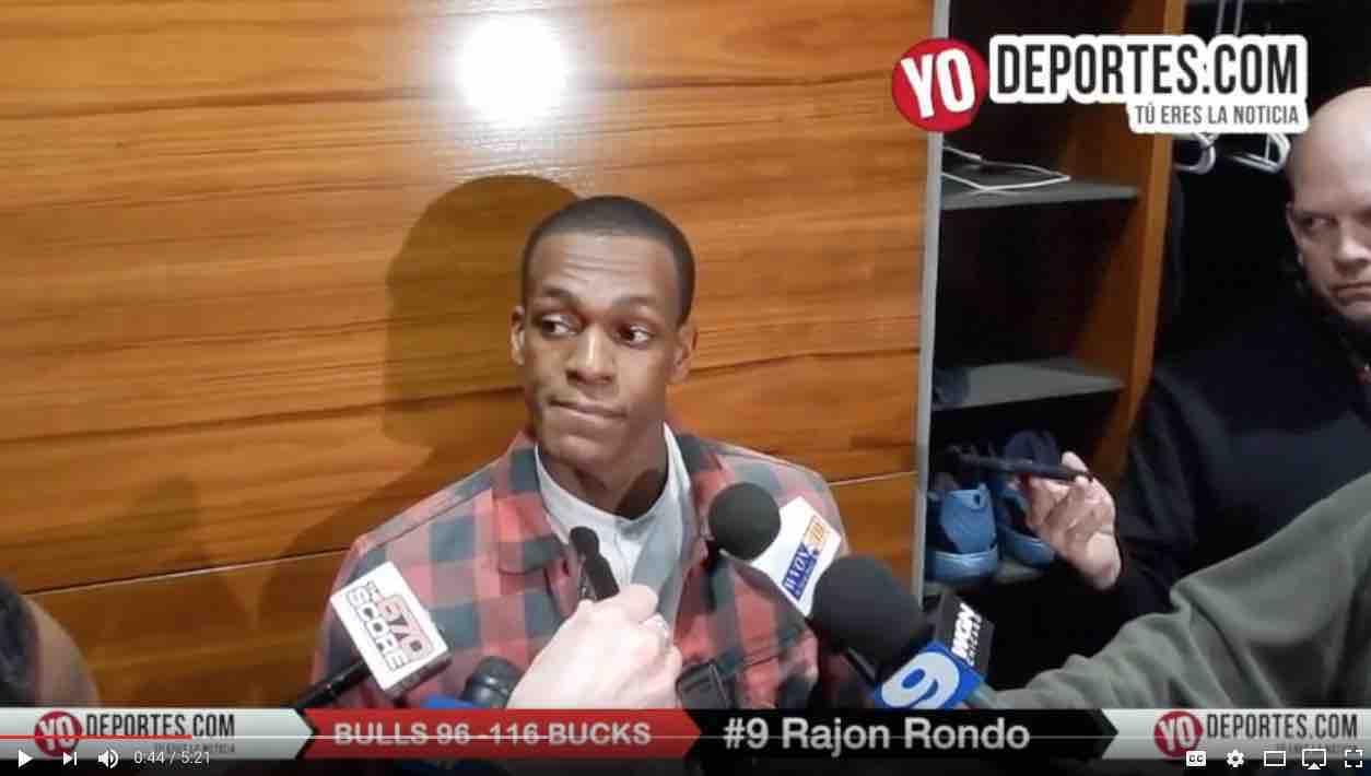 Los Bulls despiden el año perdiendo y con polémica de Rajon Rondo