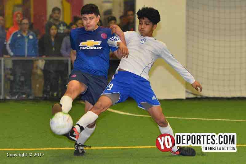 Duelo de penales y 357 campeón en Midway Soccer