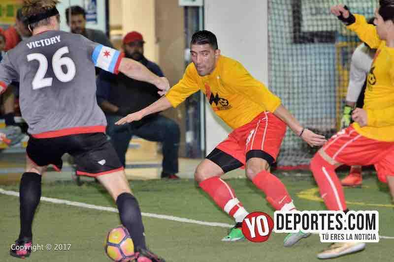 Chicago Mustangs-Victory FC Liga Latinoamericana amistoso