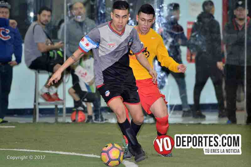 Chicago Mustangs-Victory FC Liga Latinoamericana