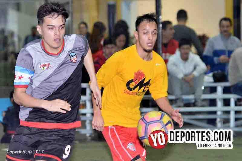 Liga Latinoamericana Chicago Mustangs-Victory FC