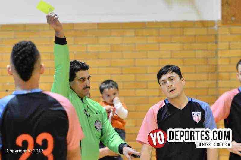 Arbitro Otto Mejia-Barza-Barrios Unidos-Liga Club Deportivo Checa
