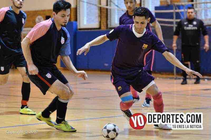 Barza-Barrios Unidos-Liga Club Deportivo Checa domingo